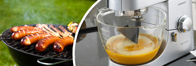 Kenwood Chef Rezepte für das perfekte BBQ   Buyspares Blog ...