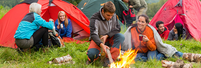 12 Camping Tipps