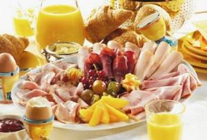 Muttertag Frühstück machen