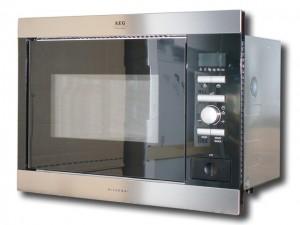 Mikrowelle anders nutzen AEG