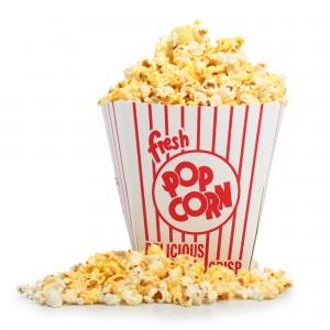 Mikrowelle anders nutzen Popcorn
