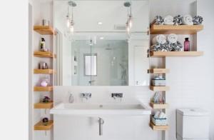 Platz sparen Badezimmer