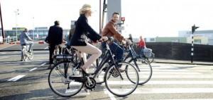 Energiespar-Tipps: fahrrad fahren