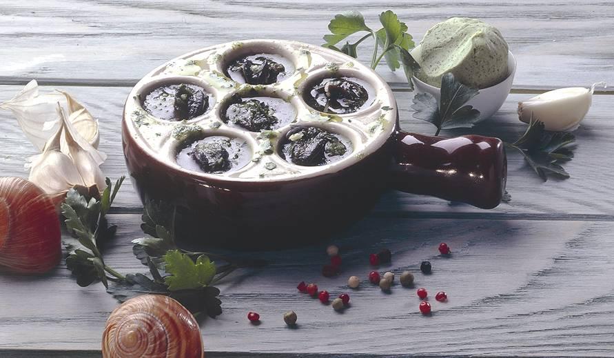 Pesto Kruste für Schnecken