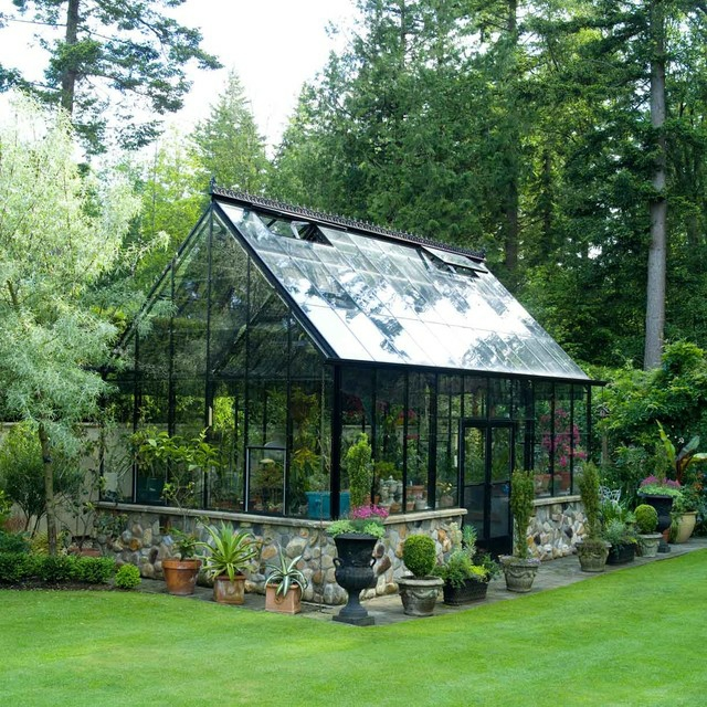 Pflanzen vor Unwetter schützen