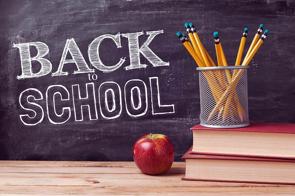 Schulbeginn Start